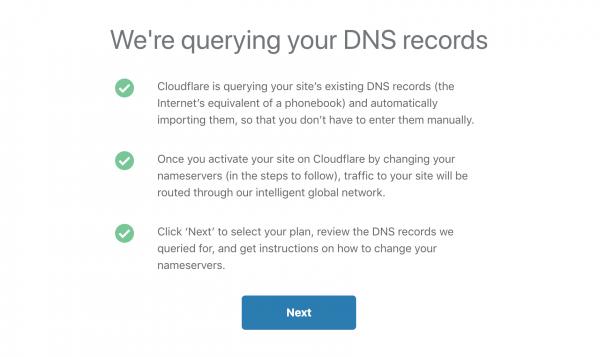 DNSの検索