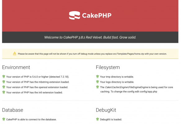 cakephp